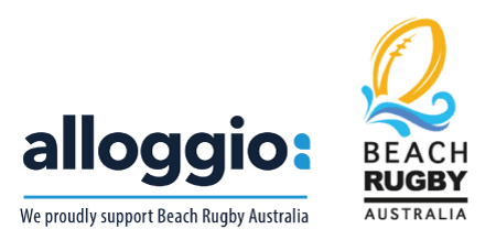 We proudly support Beach Rugby Australia